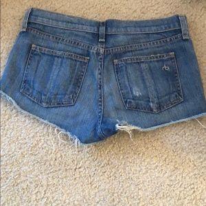rag & bone Shorts - EUC rag & bone cutoff shorts